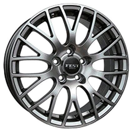 Колесный диск Proma GT 6.5x16/4x100 D60.1 ET40 Неро