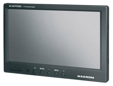 Автомобильный монитор Macrom M-M7700