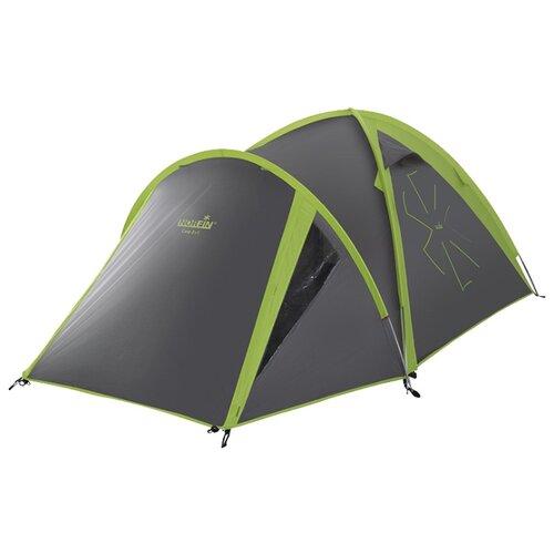 Палатка NORFIN Carp 2+1 Alu серый/зеленый