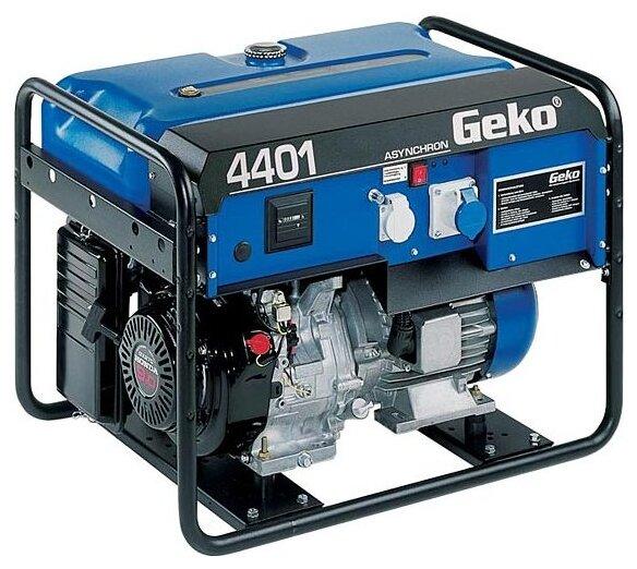 Бензиновая электростанция Geko 4401 E-AA/HEBA