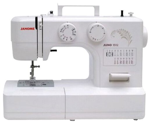 Janome Швейная машина Janome Juno 1512