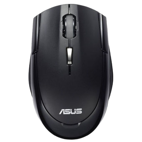 Мышь ASUS WT470 Black USB