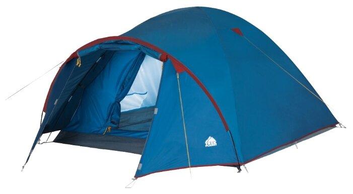 Двухслойная двухместная трекинговая палатка Trek Planet Zermat 2