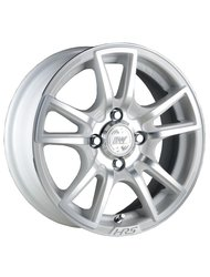 Racing Wheels H-411 6.5x15 4x100 ET 40 Dia 67.1 W - фото 1