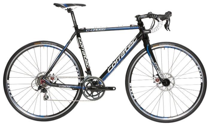велосипед corratec c-cross 105 disc (2013) — купить по выгодной GB710
