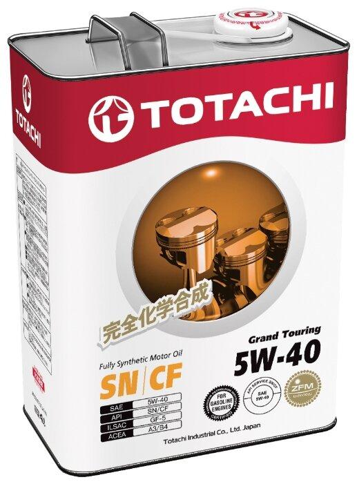 TOTACHI Grand Touring 5W-40 4 л