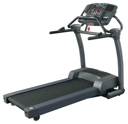 Электрическая беговая дорожка Smooth Fitness 6.25E