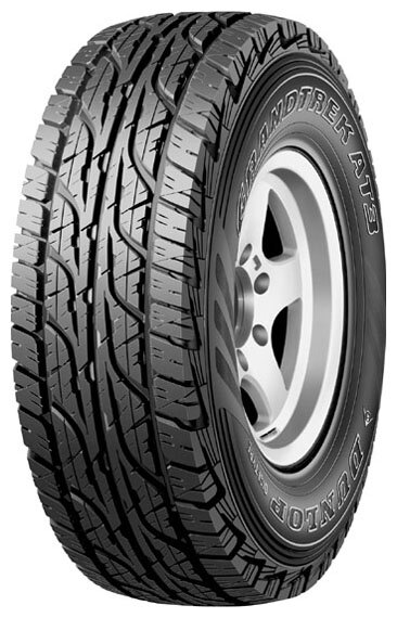 Автошина Dunlop Grandtrek AT3 265/65 R17 112S