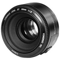Стандартный объектив Yongnuo AF 50mm f/1.8 Nikon F