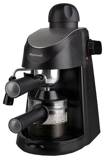 Maxwell MW-1655(BK) кофеварка