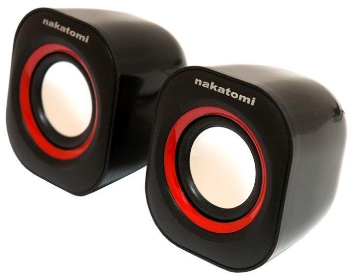 Колонки Nakatomi BC-05UP Black-White