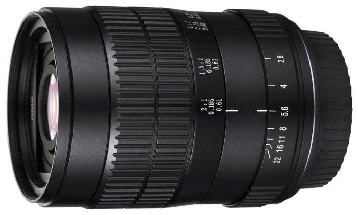 Объектив Oshiro 60mm f/2.8 2:1 LD UNC Nikon F