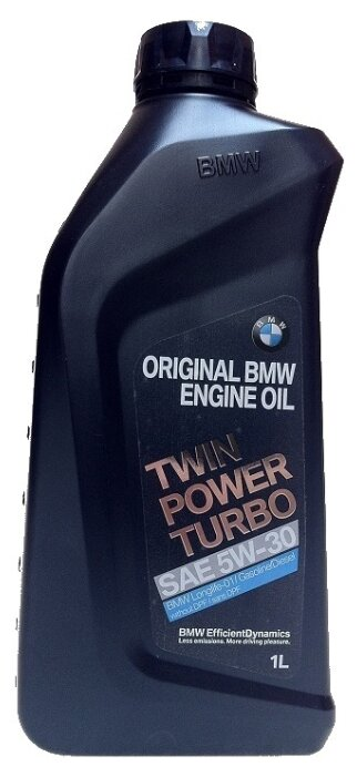 Моторное масло BMW TwinPower Turbo Longlife-01 5W-30 1 л