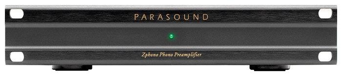 Сравнение с Parasound Zphono