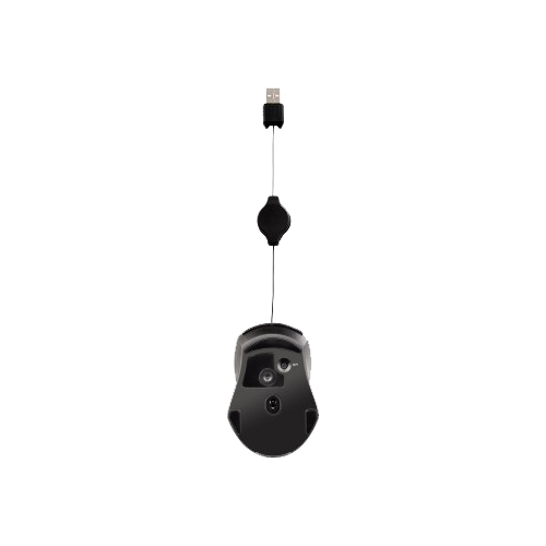 Мышь HAMA M1090 Laser Mouse Black USB