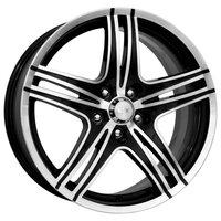 Диск колесный K&K Омаха 8x18/5x120 D60.1 ET32 Алмаз черный