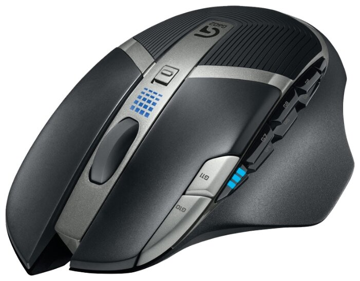 Мышь Logitech G G602 Wireless Gaming Mouse Black USB