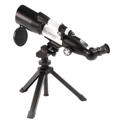 Фото - Телескоп Veber 350x60 AZ черный/серебристый аксессуар пушер zinger az 33