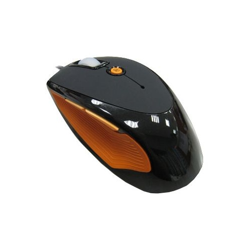 Мышь Prestigio PMSG3Y Black-Yellow USB