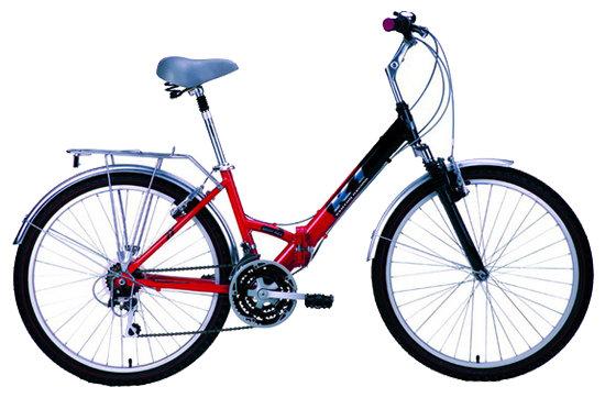 Городской велосипед K1 Extreme Wolf II (2008)