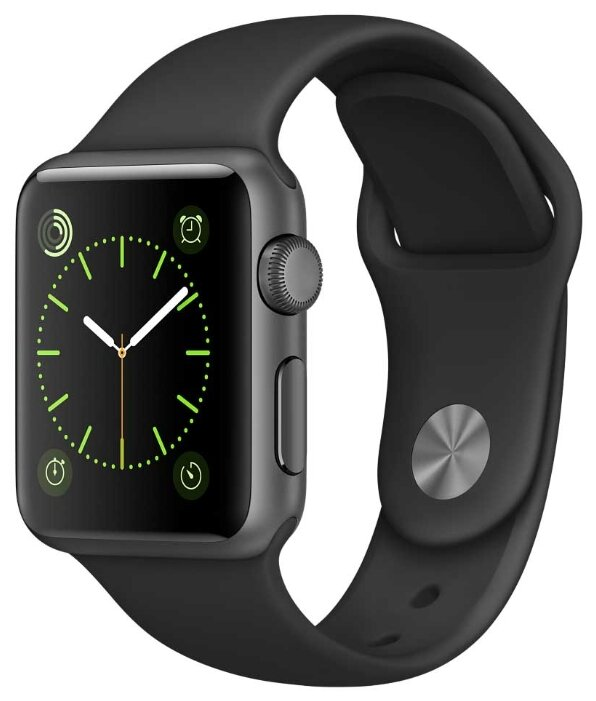 Apple Часы Apple Watch Sport 38mm with Sport Band