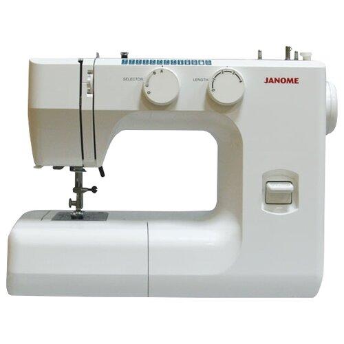 Janome S 323S Инструкция