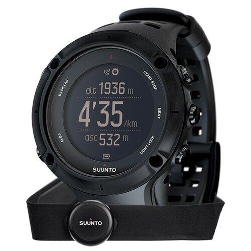 Фото - Умные часы SUUNTO Ambit3 Peak HR, черный умные часы suunto 3 granite red