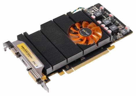 ZOTAC GeForce 9800 GT 550Mhz PCI-E 2.0 1024Mb 1800Mhz 256 bit DVI HDMI HDCP