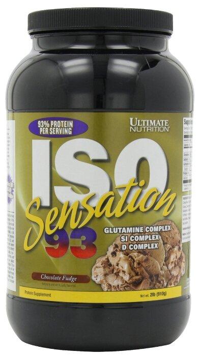 Протеин Ultimate Nutrition ISO Sensation 93 (907-920 г)