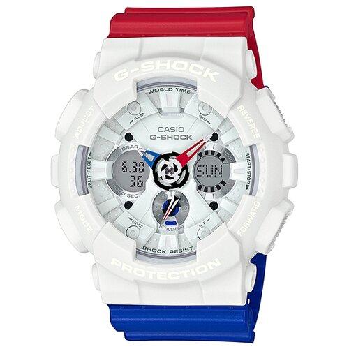 Наручные часы CASIO GA-120TRM-7A наручные часы casio analog lth 1060l 7a