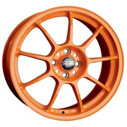 Колесные диски OZ Racing Alleggerita HLT 8x17/5x112 D75 ET35 ORANGE