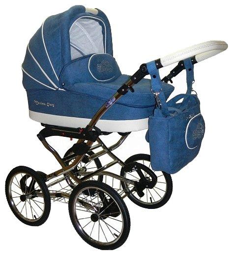 Универсальная коляска Maxima Glory Nubuck (3 в 1)