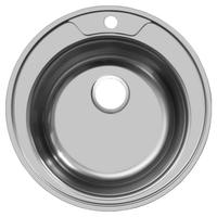 Врезная кухонная мойка UKINOX Favorit FAD 490---6K