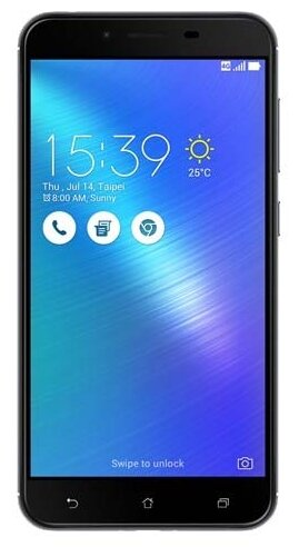 ASUS ZenFone 3 Max ZC553KL 32Gb Ram 3Gb (2Sim) Серебристый