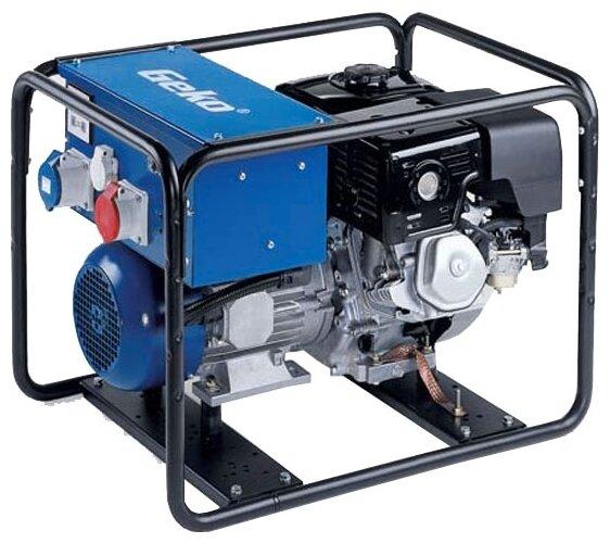 Бензиновая электростанция Geko 6400 ED-AA/HHBA