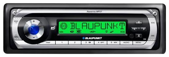 Автомагнитола Blaupunkt Ravenna MP27
