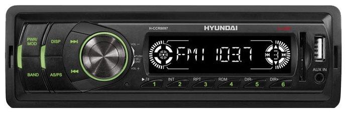 Автомагнитола Hyundai H-CCR8097