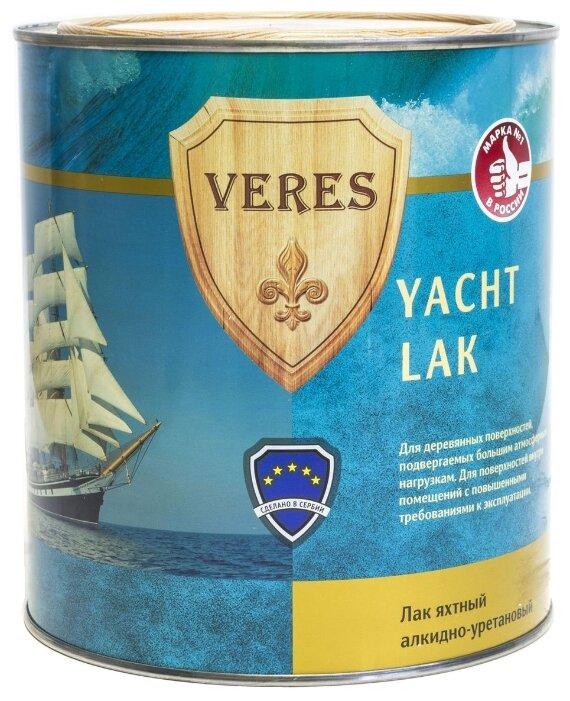 VERES Yacht Lak матовый (2.5 л)