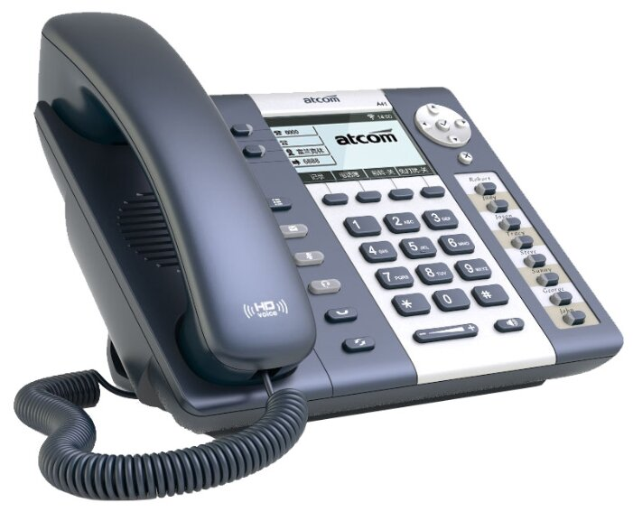 Atcom VoIP-телефон Atcom A41W