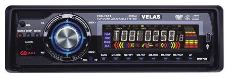 Автомагнитола Velas VDU-F301
