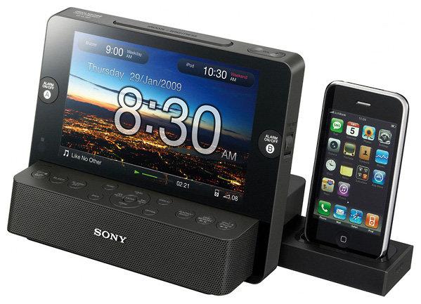 Фоторамка Sony ICF-CL75iP