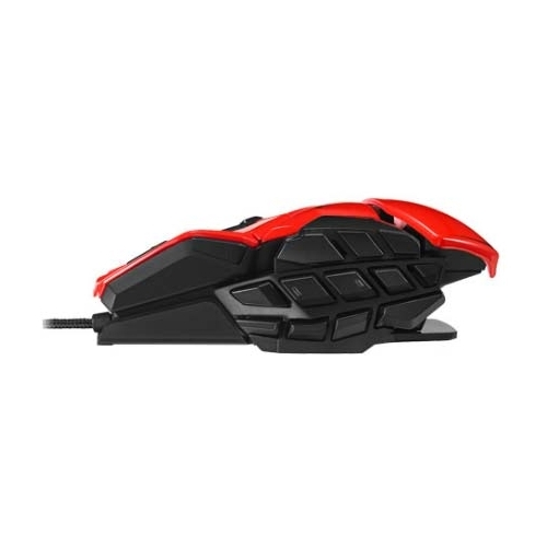 Мышь Mad Catz M.M.O. TE Gaming Mouse Red USB