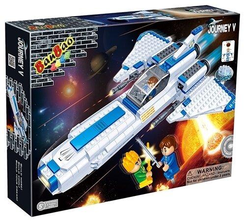 Конструктор BanBao Космос 6406