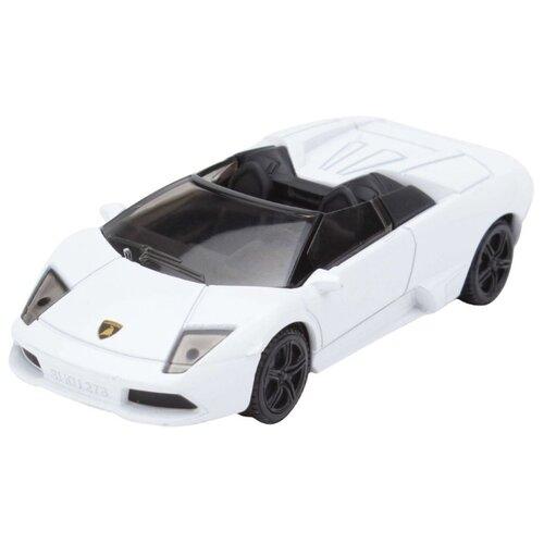 Купить Легковой автомобиль Siku Lamborghini Murcielago (1318) 1:55 9.7 см белый, Машинки и техника