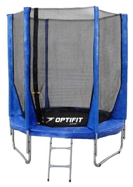 Каркасный батут Optifit Jump 8ft