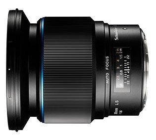 Объектив Schneider 35mm f/3.5 LS