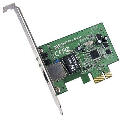 Стоит ли покупать Сетевая карта TP-LINK TG-3468 - 50 отзывов на Яндекс.Маркете