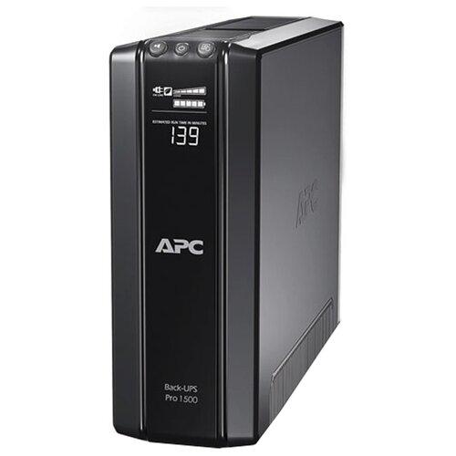 Интерактивный ИБП APC by Schneider Electric Back-UPS Pro BR1500GI ибп apc by schneider electric back ups 650ва bc650 rsx761