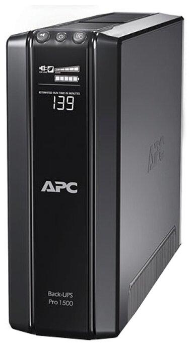 APC by Schneider Electric Power Saving Back-UPS Pro 1500 (BR1500GI)