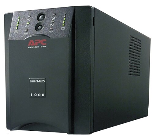 APC by Schneider Electric Smart-UPS XL 1000VA USB & Serial 230V